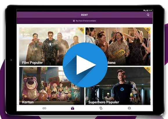 Aplikasi Nonton Film Gratis HOT FULL APK 2019