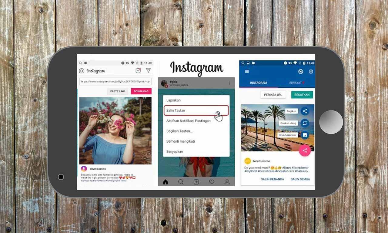 Cara Download Video Di Instagram HOT 2019