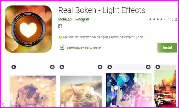 Aplikasi Bokeh