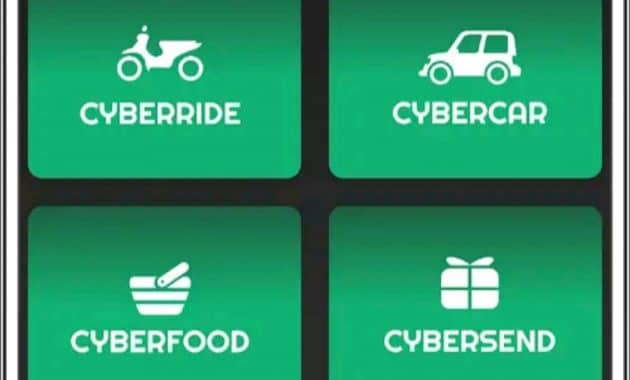 Cyberjek aplikasi ojek online terbaru 2019