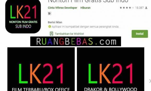 Aplikasi Nonton Fi Gratis HOT FULL APK 2019