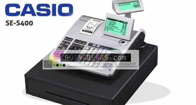 Cash Register Casio SE-S400