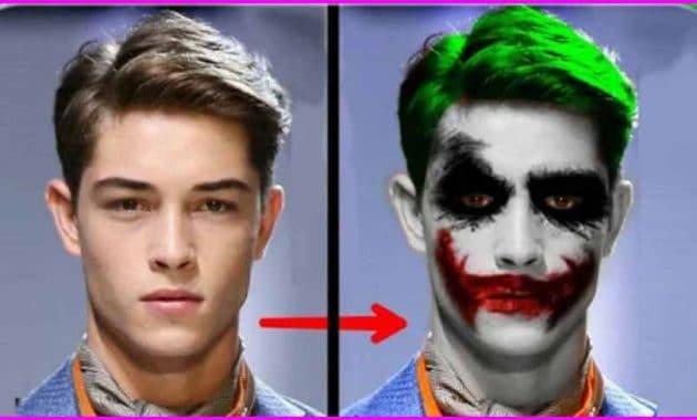 Aplikasi Joker Face Gratis
