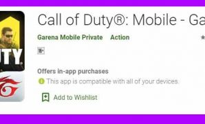 Call of Duty mobile game rilis terbaru 2019