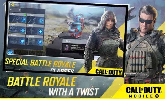 Call of Duty mobile game rilis terbaru 2019