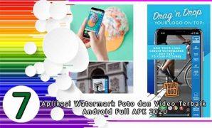 Aplikasi Watermark Android