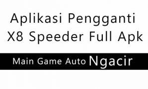pengganti x8 speeder
