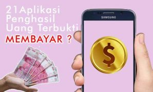 aplikasi penghasil uang terbukti membayar